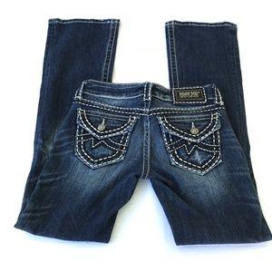 Miss Me Denim Jeans Irene Boot cut